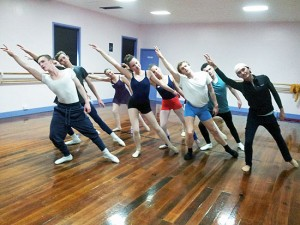 Lachlan Phillips Contemporary Class
