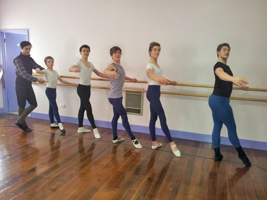 Jan Pianta School of Dance